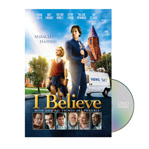 I Believe DVD License