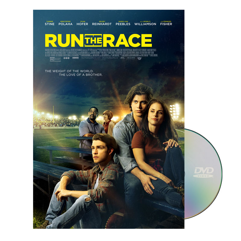 Movie License Packages, Fall - General, Run the Race, 100 - 1,000 people  (Standard)