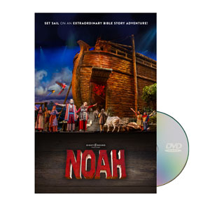 Sight and Sound: NOAH DVD License