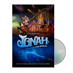 Sight and Sound: JONAH DVD License