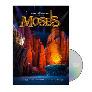 Sight and Sound: MOSES DVD License