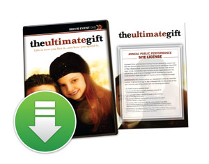 The Ultimate Gift Digital Movie License Digital Movie License