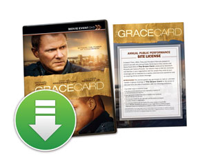 Grace Card Digital Movie License Digital Movie License