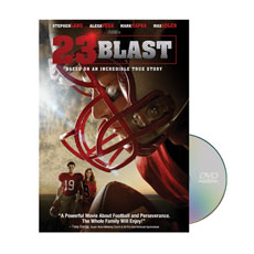 23 Blast Movie License Package