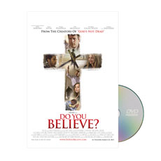 Do You Believe Movie License Package