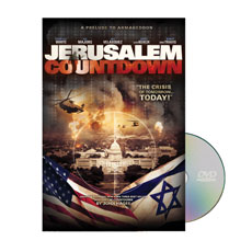 Jerusalem Countdown Movie License Package