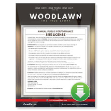 Woodlawn Movie License Package