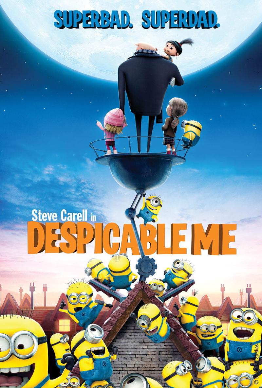 Despicable Me Movie License Church Media Outreach
