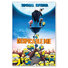 Despicable Me Movie License Package