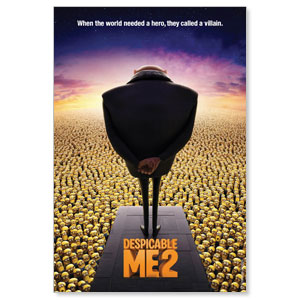 Despicable Me 2 Blockbuster Movies