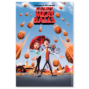 Cloudy with a Chance of Meatballs Blockbuster Movies
