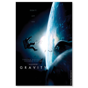 Gravity Movie Licenses