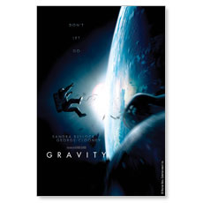 Gravity Movie License Package
