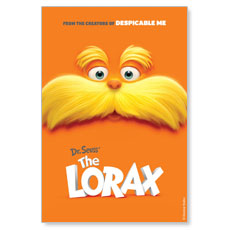 The Lorax Movie License Package