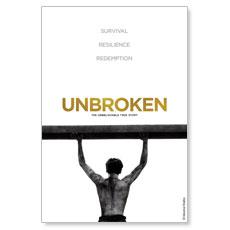 Unbroken Movie License Package