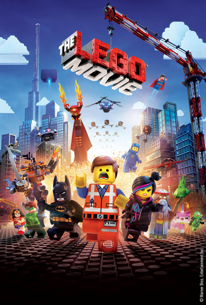 Movie License Packages, Films, The Lego Movie