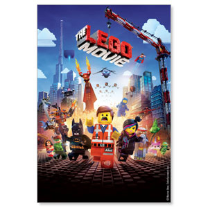 The Lego Movie Movie License Packages