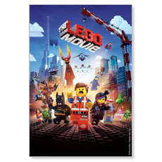 The Lego Movie Movie License Package