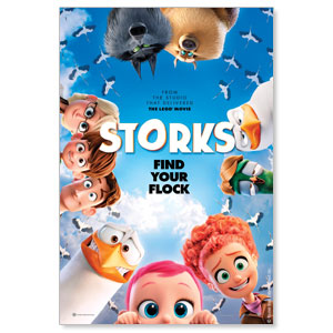 Storks Movie License Packages