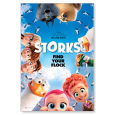 Storks Movie License Package