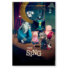 Sing Movie License Package