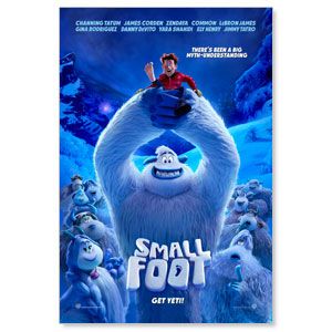Smallfoot Blockbuster Movies