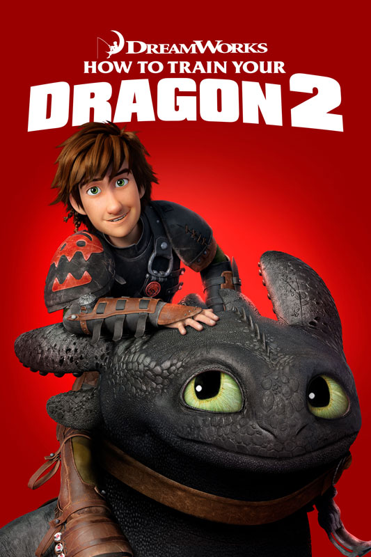 Movie License Packages, How to Train Your Dragon 2