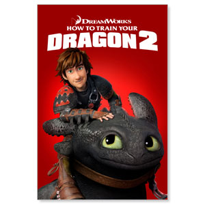How to Train Your Dragon 2 Blockbuster Movies