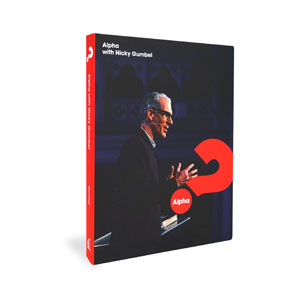 Alpha with Nicky Gumbel DVD Alpha Products