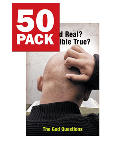 The God Questions: Truth Outreach Booklets