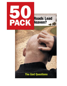 God Questions: Religion Outreach Booklets