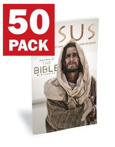 Jesus: The Epic Story of Love  Evangelistic Booklets