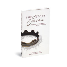 The Story of Jesus Booklet