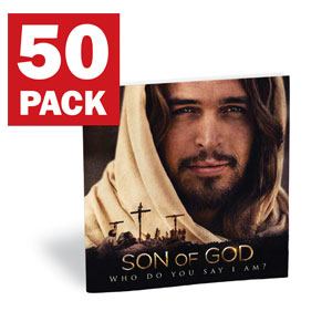 Son of God Who is He? Outreach Booklets