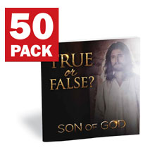 Son of God: True or False? Booklet