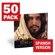 Son of God Spanish Booklet