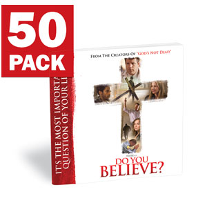 DO YOU BELIEVE? EVANGELISTIC BOOKLET