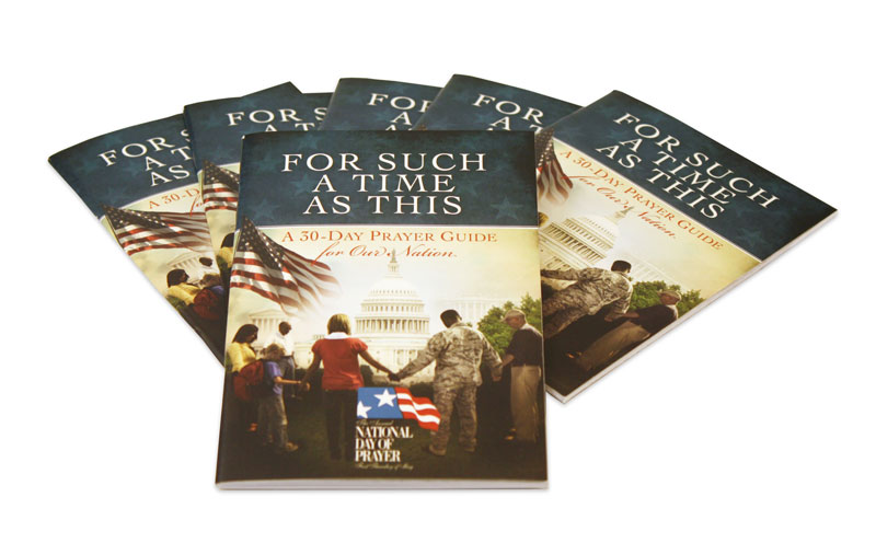 Outreach Booklets, National Day of Prayer, National Day of Prayer, 8 pages - 8.5 x 5.5 inches