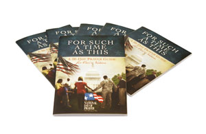 National Day of Prayer Evangelistic Booklets