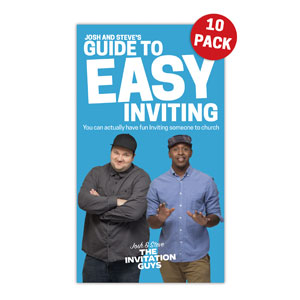 Josh and Steve's Guide to Easy Inviting Evangelistic Booklets