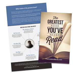Greatest Book Never Read Outreach Engagers