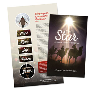 The Star A Journey to Christmas Outreach Engagers