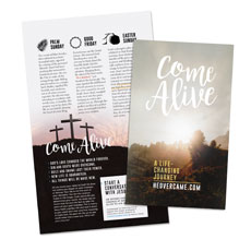 Come Alive Easter Journey Other