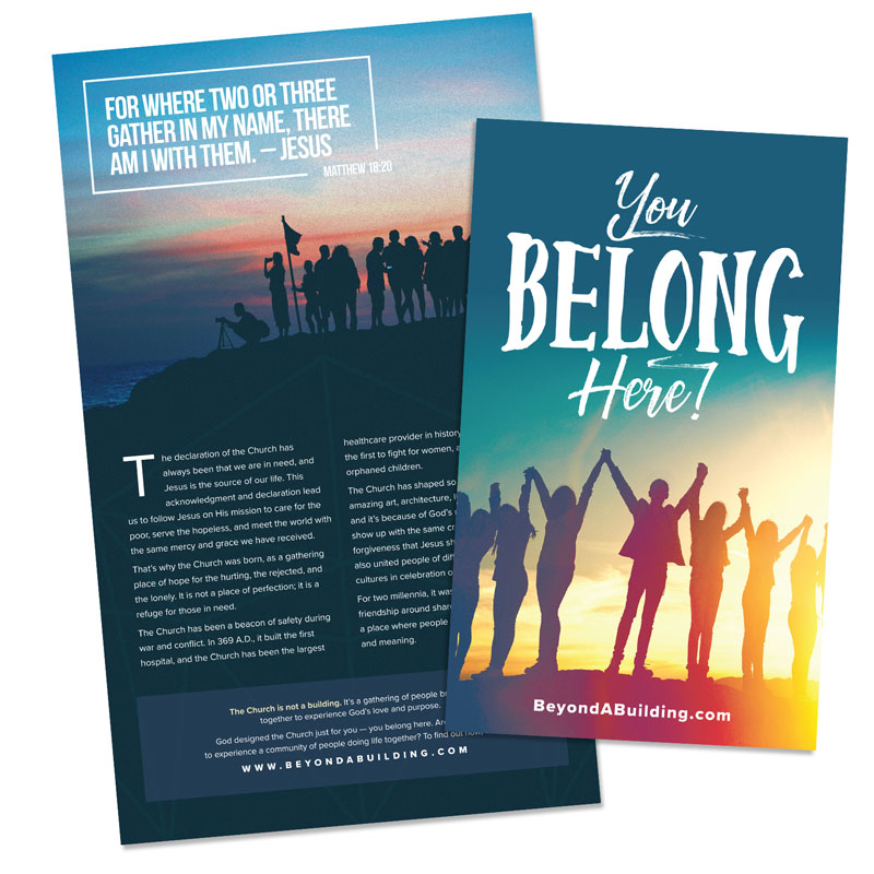 BTCS You Belong Here Booklet