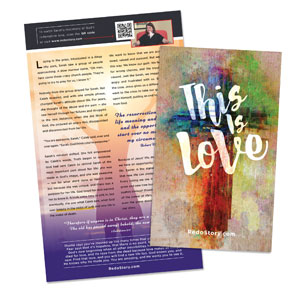 This is Love Easter Outreach Engagers
