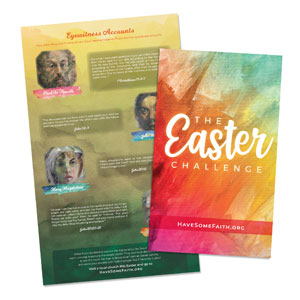 The Easter Challenge Outreach Engagers
