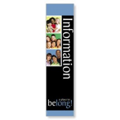 Belong Information Banner