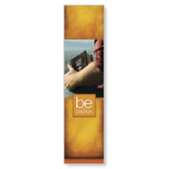 Be The Church Banner
