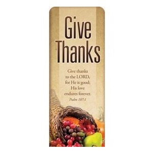 "Thanksgiving 2'7"" x 6'7"" Sleeve Banners"