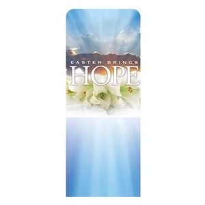 Easter Brings Hope Banners